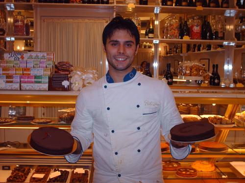 Torta cioccolato dolcissima